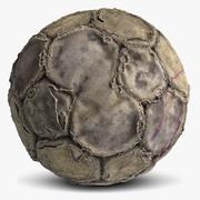 Football Old 2 3d model