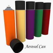 Aerosol Can 3d model