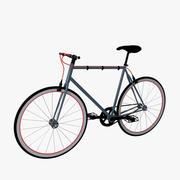 Vélo réaliste 3d model