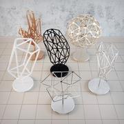 框架装饰 3d model