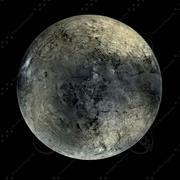 Pluton (16K Surface Texture) 3d model