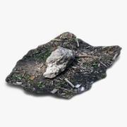 3D-сканирование камня 3d model