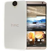 HTC One E9 + Gold Sepia 3d model