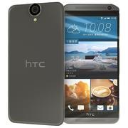 HTC One E9+ Meteor Gray 3d model