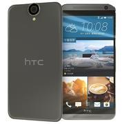 HTC One E9 + Meteor Grey modelo 3d