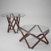 Verre de table 3d model