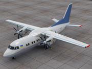 AN-140 3d model