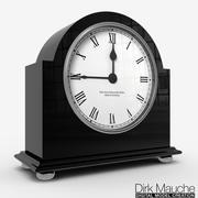 reloj de estante 02 modelo 3d