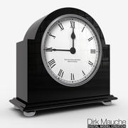 shelf clock 02 3d model