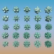 Pacote de formas geométricas 18 3d model