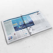 O Times abre 3d model