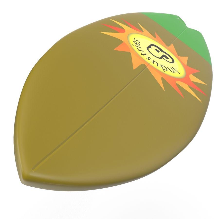Surfboard Fish Modèle 3D royalty-free 3d model - Preview no. 7