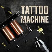 Maszynka do tatuażu 3d model