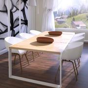 Ev Oturma Odası 3d model