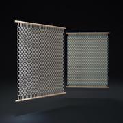 Macrame-Wall-hängande 3d model
