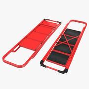 Step Ladder 2折叠3D模型 3d model