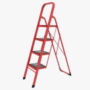Step Ladder 3D模型 3d model