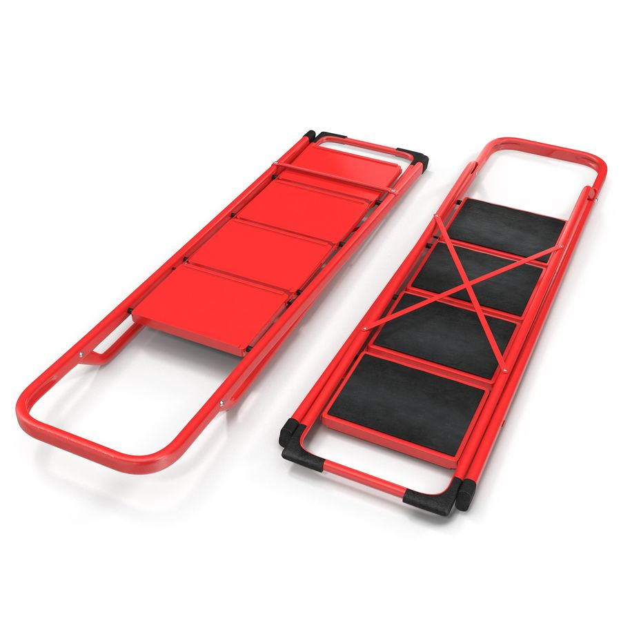 Step Ladder 3D模型 royalty-free 3d model - Preview no. 12