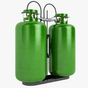 Gaz Şişesi 03 3d model