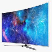 三星SUHD TV JS9000 02 3d model
