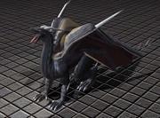 Дракон BGE 3d model