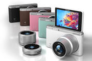 SamsungNXmini 3d model