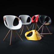 up-chair 3d model