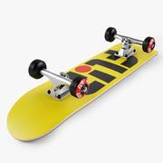 Skateboard 29 Inch 3d model