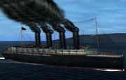 Lusitania 3d model