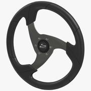 Steering Wheel Schmitt 3d model