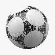 Soccer ball (94) 3d model