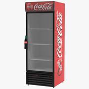 Coca Cola 3D 모델 3d model