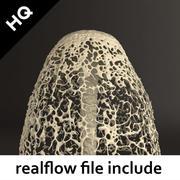 splash realflow 3d model