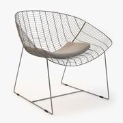 Agency Chair 3d model