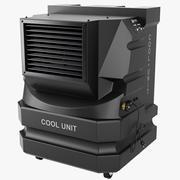 Soğutma ünitesi 3d model