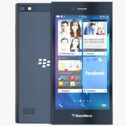 Blackberry Sprong 3d model