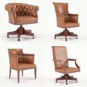 Kolekcja foteli Origgi 3d model