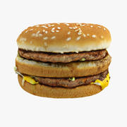 Big Mac 3d model