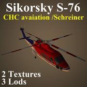 S76 CHC 3d model
