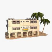 Arab Hotel 8 3d model