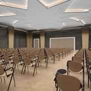 Auditorium 23 3d model