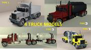 Truck Collection 3d model