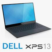 DELL XPS 13 Berührungslos 3d model