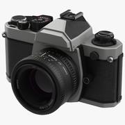 35 mmフィルムカメラジェネリック 3d model