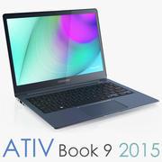 Samsung ATIV Book 9 12,2 дюймов 2015 3d model
