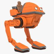 Walker TA-T 3d model