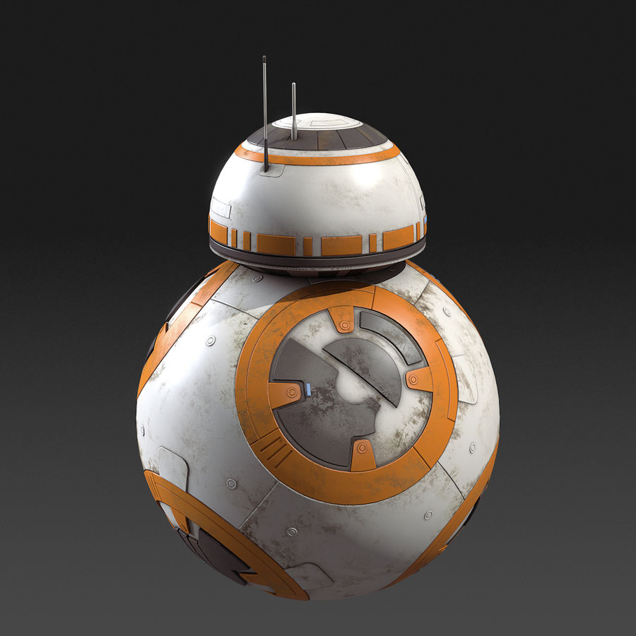 X-wing Fighter Star Wars royalty-free 3d model - Preview no. 18