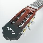 Violão 3d model