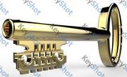 altın Anahtar 3d model