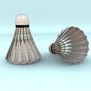 Badminton 3d model